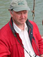 Photo of Professor Keith Clarke